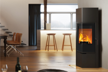 The Rika Forma Stove