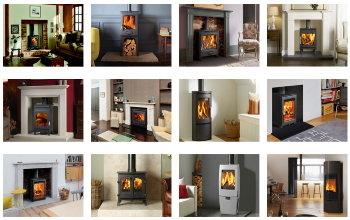 Gallery of stoves